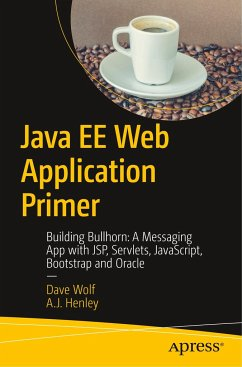 Java EE Web Application Primer