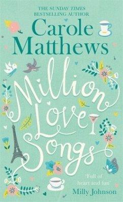 Million Love Songs - Matthews, Carole