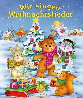 Weihnachtslieder Zum Singen.Wir Singen Weihnachtslieder