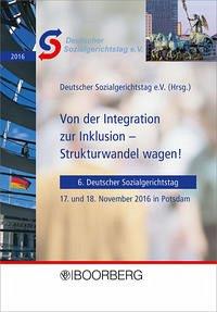 Von der Integration zur Inklusion - Strukturwandel wagen!