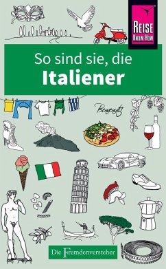 So sind sie, die Italiener (eBook, ePUB) - Solly, Martin