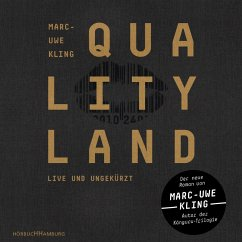 QualityLand (MP3-Download) - Kling, Marc-Uwe