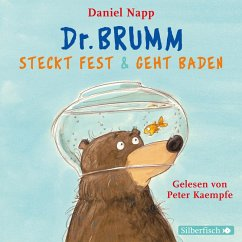 Dr. Brumm steckt fest / Dr. Brumm geht baden (MP3-Download) - Napp, Daniel