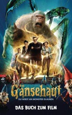 Gänsehaut - Das Buch zum Film (Mängelexemplar)