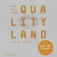 QualityLand (MP3-Download) - Kling, Marc-Uwe