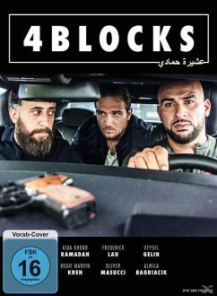 4 Blocks - Die komplette erste Staffel (2 Discs)