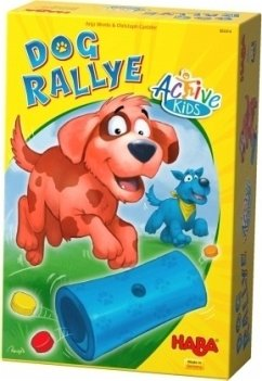 Dog-Rallye (Kinderspiel)