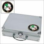 Alu-Münzen-Koffer für italienische Münzen