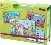 Magnetspiel-Box Jahreszeiten (Kinderspiel)