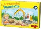 1, 2, Puzzelei - Baustelle (Kinderpuzzle)
