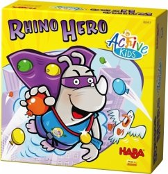 Rhino Hero (Kinderspiel)