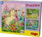 Puzzles Feenzauber (Kinderpuzzle)