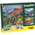 Puzzles Dinosaurier (Kinderpuzzle)