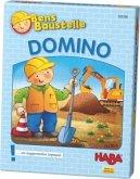 Bens Baustelle - Domino (Kinderspiel)