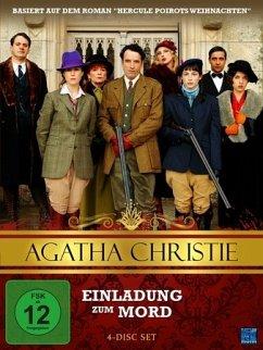 Agatha Christie - Einladung zum Mord (4 Discs)
