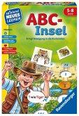Ravensburger 24952 - ABC-Insel Lernspiel, Aktionsspiel