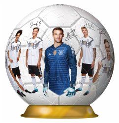 Ravensburger 11845 - DFB, Teamball, 3D Puzzle, 72 Teile