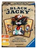 Ravensburger 20784 - Black Jacky, Kartenspiel, Familienspiel