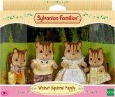 Sylvanian Families Walnuss Eichhörnchen Familie Knack