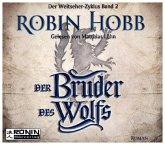 Der Bruder des Wolfs / Die Chronik der Weitseher Bd.2 (3 MP3-CDs)