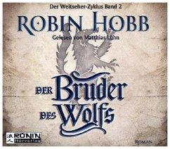 Der Bruder des Wolfs / Die Chronik der Weitseher Bd.2 (3 MP3-CDs) - Hobb, Robin