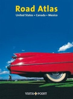 Road Atlas & Routenplaner United States · Canad...