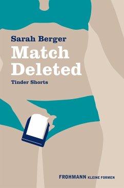 Match Deleted - Berger, Sarah