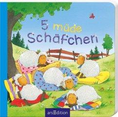 5 müde Schäfchen