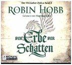 Der Erbe der Schatten / Die Chronik der Weitseher Bd.3 (4 MP3-CDs)