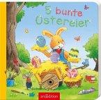 5 bunte Ostereier, Mini-Ausgabe