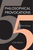 Philosophical Provocations (eBook, ePUB)