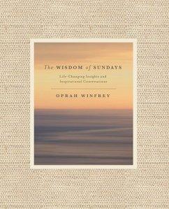 The Wisdom of Sundays (eBook, ePUB) - Winfrey, Oprah