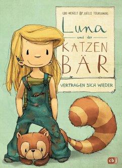 Luna und der Katzenbär vertragen sich wieder / Luna und der Katzenbär Bd.2 (Mängelexemplar) - Weigelt, Udo