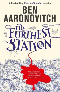 The Furthest Station - Aaronovitch, Ben