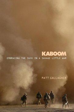 Kaboom (eBook, ePUB) - Gallagher, Matt