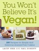 You Won't Believe It's Vegan! (eBook, ePUB)