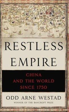 Restless Empire (eBook, ePUB) - Westad, Odd Arne