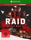 RAID WORLD WAR II (WWII)