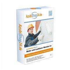 AzubiShop24.de Basis-Lernkarten Maler und Lackierer Meister/-in - Kremling, Britta; Stegelmeyer, Nicole