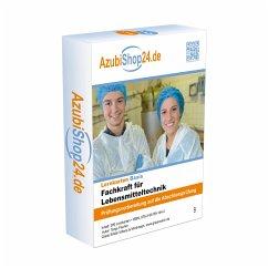 AzubiShop24.de Basis-Lernkarten. Fachkraft für Lebensmitteltechnik - Fischer, Tanja