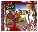 Kati & Azuro - Alarm auf der Weihnachtsfeier, 1 Audio-CD