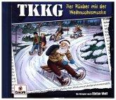 TKKG 203. Der Räuber mit der Weihnachtsmaske