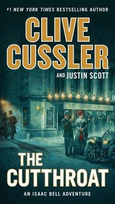 The Cutthroat - Cussler, Clive; Scott, Justin