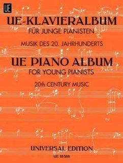 UE-Klavieralbum für junge Pianisten - Musik des...