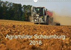 Agrarbilder Schaumburg 2018 (Wandkalender 2018 DIN A4 quer) - Witt, Simon