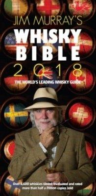 Jim Murray's Whiskey Bible 2018 - Murray, Jim