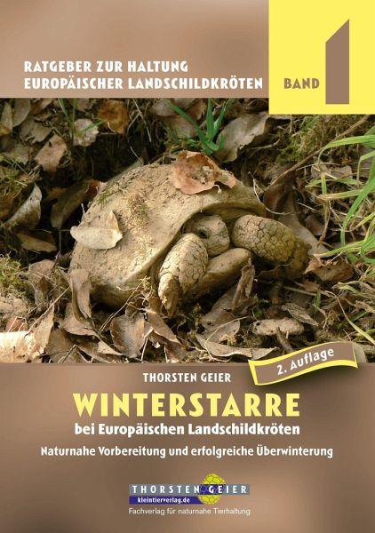 Winterstarre bei Europäischen Landschildkröten - Geier, Thorsten