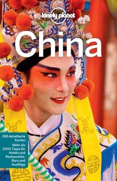 Lonely Planet Reiseführer China (eBook, ePUB) - Harper, Damian