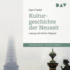 Kulturgeschichte der Neuzeit (MP3-Download) - Friedell, Egon
