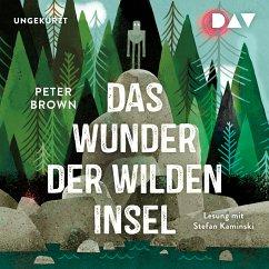 Das Wunder der wilden Insel (MP3-Download) - Brown, Peter